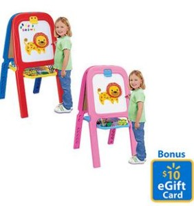 Crayola 3 In 1 Double Easel With Magnetic Letters Only 19