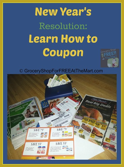 New Year's Resolution–Learn How To Use Coupons Part One: Where Do I Find Coupons?