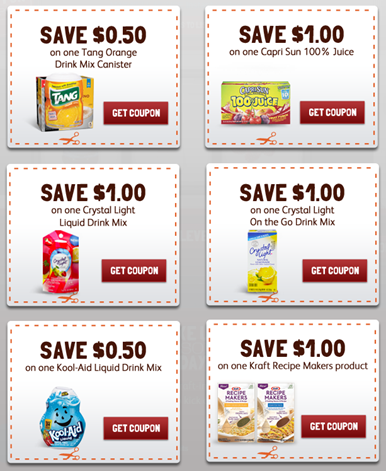 photograph about Kraft Printable Coupons named 6 Fresh new Printable Discount coupons for Kraft Goods