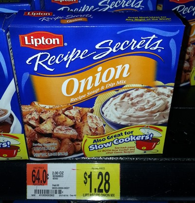 Lipton Recipe Secrets