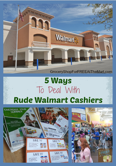 5 ways To Deal With rude Walmart Cashiers