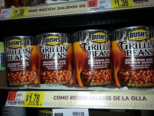 Bush's Grillin Beans