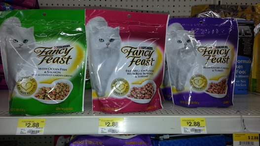 photograph about Fancy Feast Printable Coupons named 6 Clean Printable Discount coupons for Extravagant Feast Cat Meals!