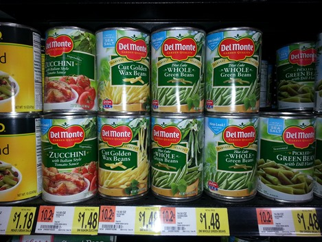 Del Monte Harvest Selects