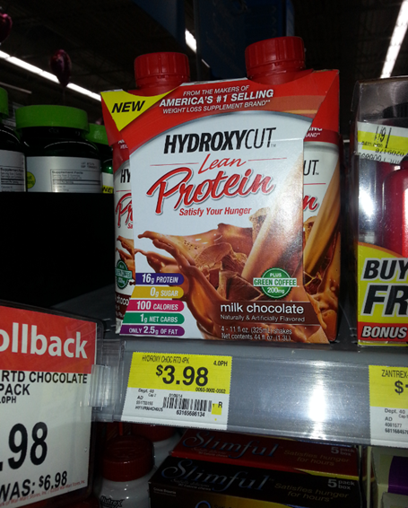 Hydroxycut Protein Shakes