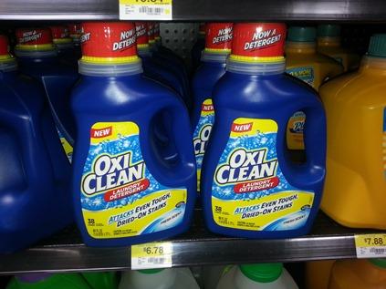 Oxi-Clean Detergent