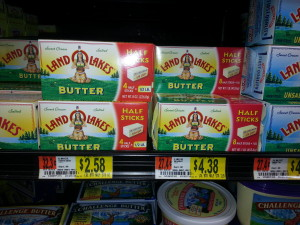 Land O Lakes Half-Sticks Butter