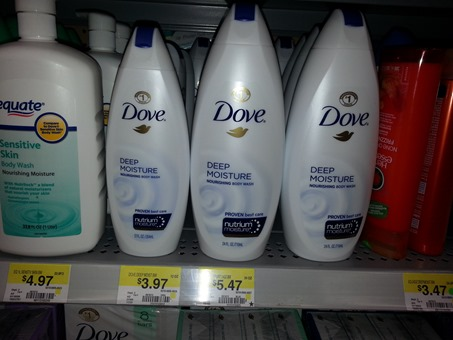 Dove Body Wash Just 3 22 At Walmart