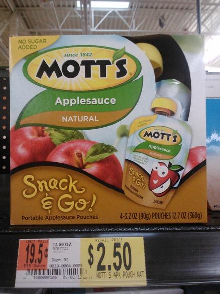 Mott's 9-26-12