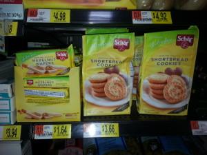 Schar Gluten Free Wafers