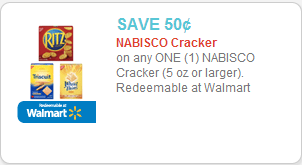 Nabisco Snack Crackers