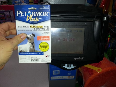 PetArmor Plus IGR