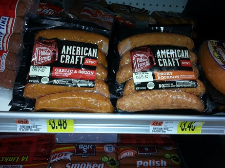 Hillshire Farm American Craft