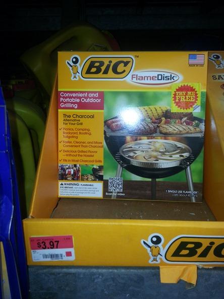Bic FlameDisk