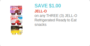 Jell-O Printable Coupon