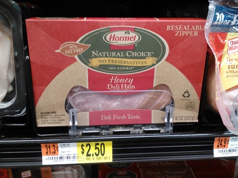 Hormel Natural Choice