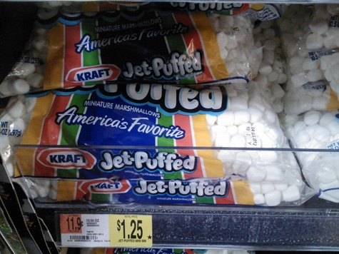 Kraft Jet-Puffed