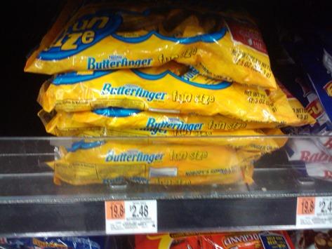Nestle Butterfinger Fun Size