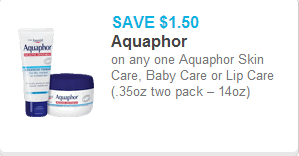photo about Aquaphor Printable Coupon identified as Aquaphor Lotion Accurately $3.47 at Walmart!