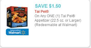 Tai-Pei Appetizer coupon