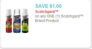 Scotch Gard Coupon