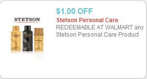Stetson Coupon