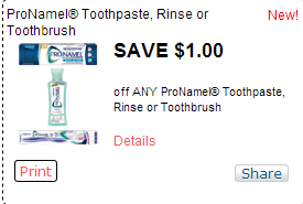 Sensodyne Coupon