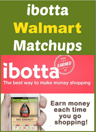 Walmart Ibotta Matchups