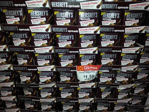 Hershey's Snacksters
