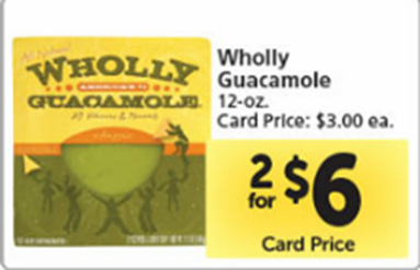 Wholly Guac Deal