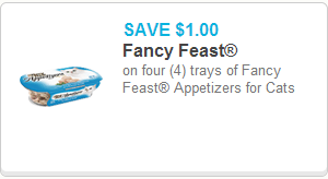 Fancy Feast Appetizers Coupon