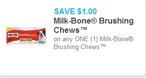 Milk Bone Coupon