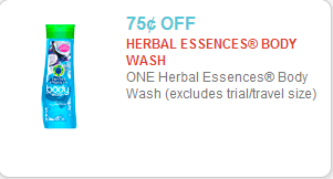 Herbal Essences Body Wash