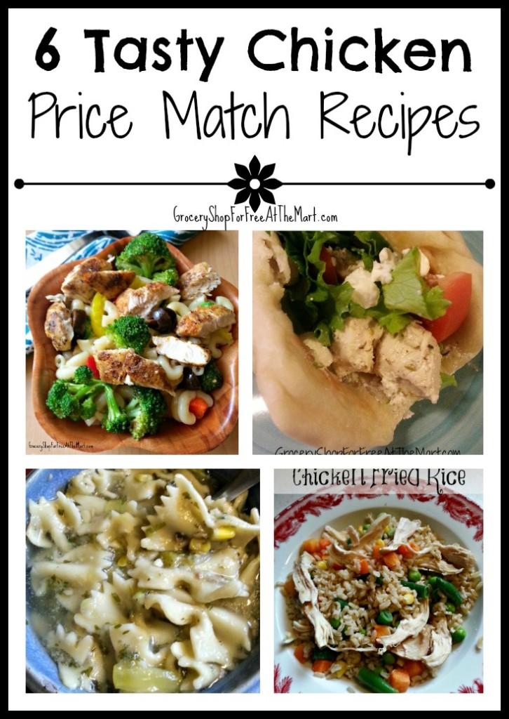 Chicken Price Match Recipes