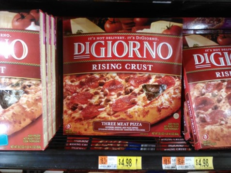 photo regarding Digiorno Printable Coupon titled Conserve $1.00 upon DiGiorno Pizzas with This Contemporary Printable Coupon!