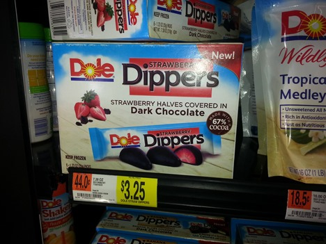 Dole Dippers Just $2.50 at Walmart!