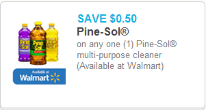 Pine-Sol Coupon