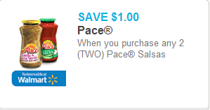 Pace Picante Sauce Coupon