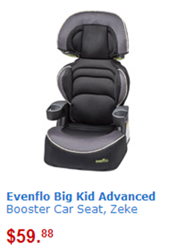 RARE* Printable Coupon for Evenflo Car Seats! | | Grocery Shop For ...