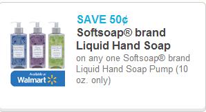 Softsoap Coupon