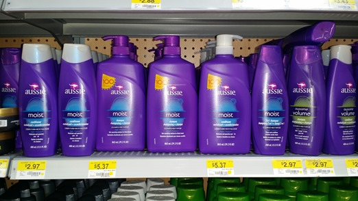 Aussie Haircare Products Starting At 2 22 At Walmart