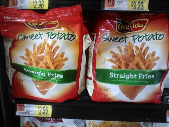 Ore-Ida Sweet Potatoes