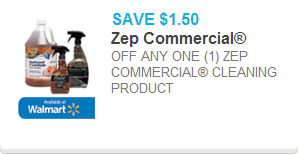 Zep Coupon