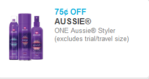 Aussie Styler Coupon