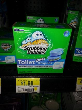 Scrubbing Bubbles 1-14 (2)
