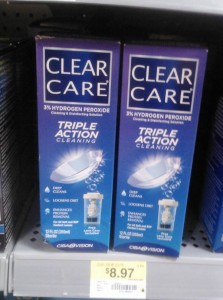clear care solution gsffatm