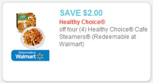 healthy choice cafe steamers coupon