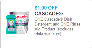 Cascade Coupon