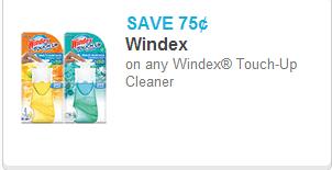 Windex Coupon
