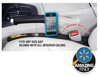 Drop Stop Automotive Car Seat Gap Filler Just $9.88 + FREE Store Pick Up